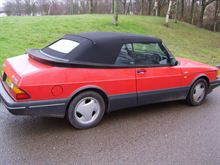 Picture for category SAAB Hoods
