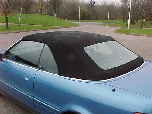 Picture of Cabriolet Hood (H150)