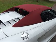 Picture for category Cabriolet Hoods