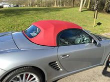 Picture of 987 Boxster (H812E)