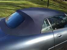 Picture of XK8 Hood (H411)