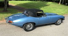 Picture of E-type S1 Hood (H406)