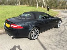 Picture of XKR Hood (H412)