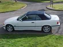 Picture of 3 Series E36 With Patch (H253)