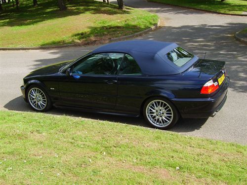 Picture of 3 Series E46 Hood (H257E)