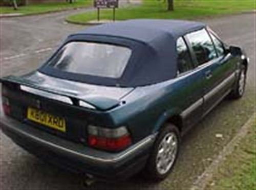 Picture of 214/216 Cabriolet (H950)