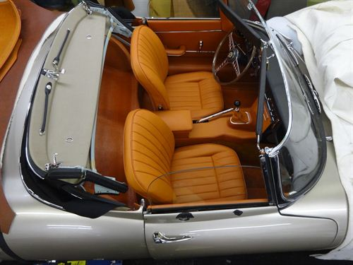 Picture of New Light Tan Interior