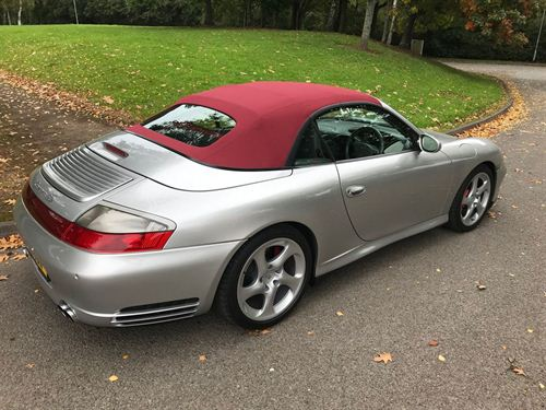 Picture of  (H817) 996facelift/997 - 911