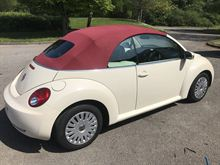 Picture of Beetle (Manual) H1107